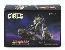Raging Heroes 22977 Kraash the Beastmaster (Fantasy) Dark Elves Female & Beasts