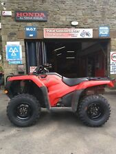 2014 Honda Fourtrax 420 (TRX420FM1) ATV Quad Bike