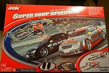 Artin 1/43 Super Loop Speedway with 6 cars