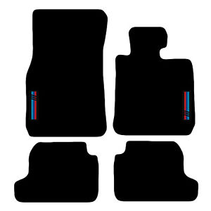 Tailored Carpet Car Floor Mats FOR BMW 2 Series Coupe F22 / 23 2014+ with logo