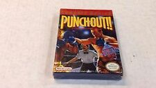 PUNCH-OUT Nintendo - Video Game FACTORY SEALED / NEW !!