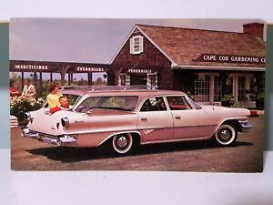 Dodge Dart - Pioneer Station Wagon! Vintage Advertising Card!