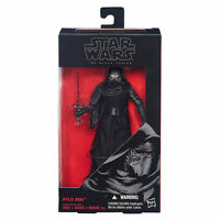 STAR WARS THE FORCE AWAKENS KYLO REN #03 BLACK SERIES 6 INCH