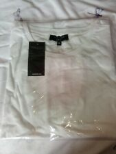 Men's BNWT Plain White Tshirt, Size M, From New Look
