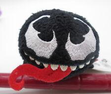 "Spiderman Venom Stars Tsum 3.5"" Plush Stuffed Doll Christmas Gift Toy Collection"