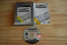 WRC WORLD RALLY CHAMPIONSHIP pour PlayStation 2