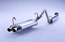 FUJITSUBO Legalis R. W tail  Exhaust For AE86 Corolla Levin 750-22455