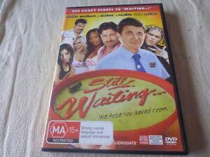 Still Waiting (DVD, 2009) Region 4 Adam Carolla, John Michael Higgins