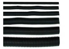 "Split Loom 1-1/4"" X 47"" Tubing black Wire & Hose Cover 29941 Audio Video Cords"