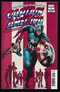 UNITED STATES OF CAPTAIN AMERICA #1 COVER E INCENTIVE CARMEN CAMERO VARIANT