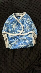 Thirsties Size 3 Frost Duo Wrap