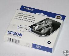 Epson OEM Genuine Ink Cartridge MATTE BLACK T059820 (C13T059820) Dated 07/2013