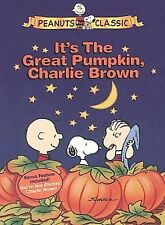 It's the Great Pumpkin, Charlie Brown Brand New & Sealed