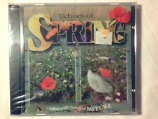 Cd Echoes of Spring SIGILLATO SEALED!!!