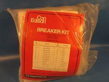 CONOVER 19 CK408 BREAKER KIT, Con Edison Main Interrupter, ATB-362-7
