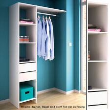Eckkleiderschrank begehbar  Begehbare Schlafzimmerschränke | eBay