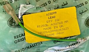NOS Land Rover Series 3 Windscreen Washer Pump Motor Feed Lead 623099 GENUINE