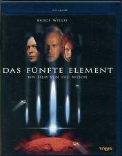 Das fünfte Element - Science Fiction Abenteuer von Luc Besson mit Bruce Willis