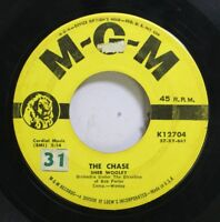 50'S & 60'S 45 Sheb Wooley - The Chase / Monkey Jive On Mgm