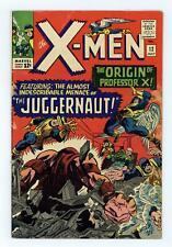 Uncanny X-Men #12 VG 4.0 1965 1st app. Juggernaut