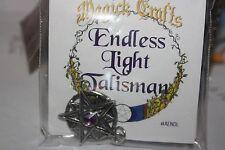 Endless Light Amulet / Talisman Necklace