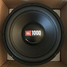 JBL GT4  - 10 Series High Performance 12'' Subwoofer (1000W) Speaker Open Box