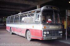 Barton ARB133T Bus Photo Ref P1610