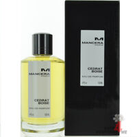 Mancera Cedrat Boise 4.0 oz 120 ML Eau De Parfum Spray Unisex NIB Sealed