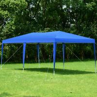 10'X20' EZ POP UP Gazebo Wedding Party Event Tent Folding Canopy Carry Bag Patio