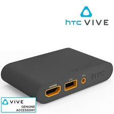 Genuine HTC Vive Link Box (2PU6100) for Vive VR Headset Replacement Part Grey