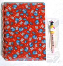 P0696. Lot of 2: HELLO KITTY Mechanical Pencil .5mm & LENTICULAR JOURNAL Sanrio