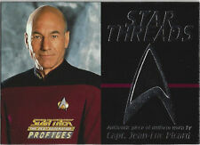 Star Trek Captain Jean-luc Picard