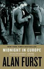 Midnight in Europe: A Novel, Furst, Alan, Good Book