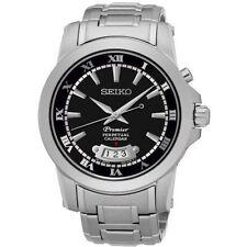 Men's Seiko Premier Casual Wristwatches