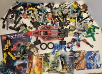 LEGO Technic Formula 1 Throwbots Pieces Parts Mixed HUGE LOT