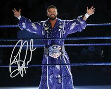 BOBBY ROODE #1 (WWE) - 10x8 PRE PRINTED LAB QUALITY PHOTO (SIGNED) (REPRINT)