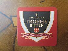 Whitbread Trophy Bitter  Beer Coaster