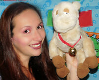 """Applause Vintage MayBelle Camel Full Bodied Hand Puppet stuffed plush TOY 14"""""""