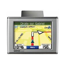 """Navigateur GPS Garmin nüvi 300 écran 3.5"""" +cable allume cigare support - branché"""