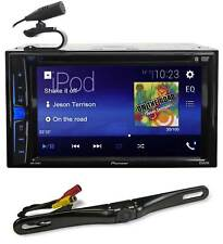 "Pioneer AVH-200EX 6.2"" In-Dash DVD Bluetooth Receiver iPhone/Android/USB+Camera"