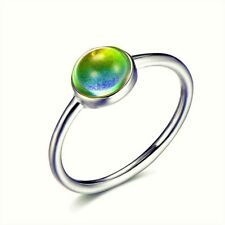 Mood Ring Dainty Minimalist Style Stainless-Steel by Ello Elli™ (Free Shipping!)