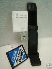 Quality Sport Band For 19mm Watch Casio watch band Ft-500 NylonGrip 19mm High