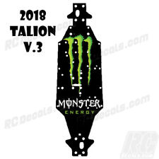 2018 Arrma Talion 6S BLX AR320444 Chassis Protector Monster