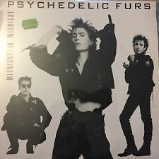 VINYL/ LP 33T / The Psychedelic Furs ‎– MIDNIGHT TO MIDNIGHT