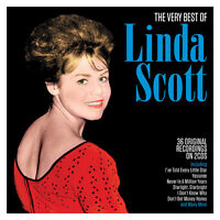 Linda Scott - The Very Best Of - Greatest Hits 2CD NEW/SEALED