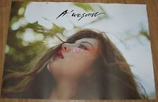 HYUNA HYUN A 4Minute A'wesome 5th Mini Album 어때? K-POP POSTER (only poster)