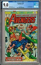 Avengers #138 CGC 9.0 OW Toad / Stranger Gil Kane
