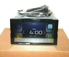 """JVC KW-V840BT 6.8"""" 2 Din Car Touchscreen Receiver Apple CarPlay Android Auto"""