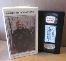 GOOD CONVERSATION A Talk with Jean Craighead George VHS children's author 1991