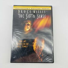 The Sixth Sense Collector's Edition Series (Standard Dvd, 2000) Brand New Sealed